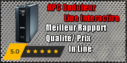 onduleur in line apc